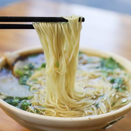 Ramen Noodle in Bone Broth