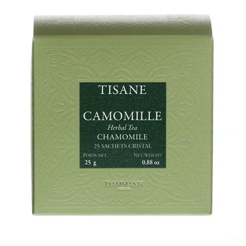 Chamomile - Teabags - Dammann Frères