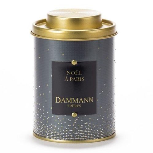 Christmas in Paris - Black Tea - Dammann Frères