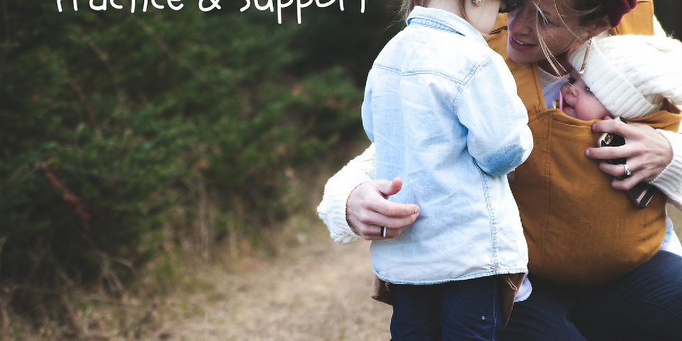 Mindful Parenting: Practice & Support
