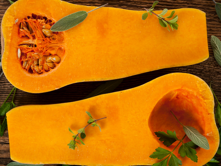Quinoa & Butternut Squash recipe