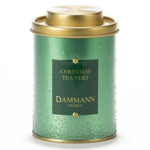 Christmas in Tea Green - Green Tea - Dammann Frères