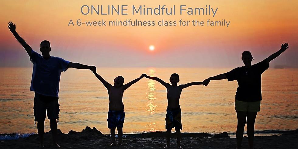 6-week Mindful Family Webinar