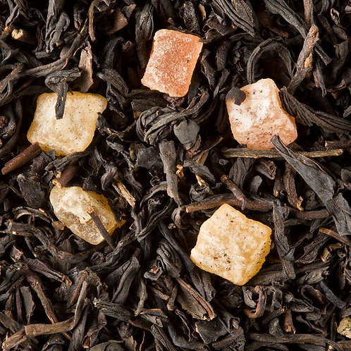 Caramel Toffee - Loose Tea - By the ounce