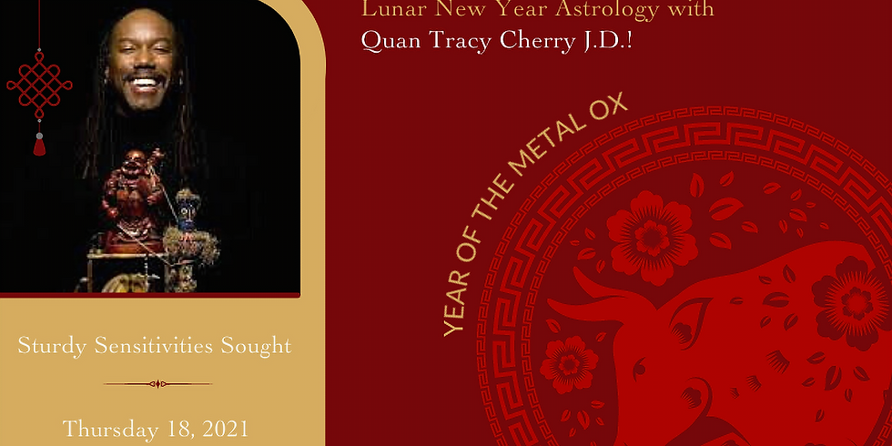 Lunar New Year Astrology: Metal Ox with Quan Tracy Cherry