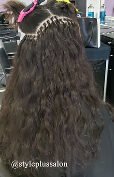 Brazilin knot extensions