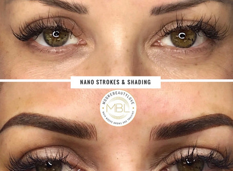 Why Machine Nano Hair Strokes Might Be a Better Option than Microblading Brows