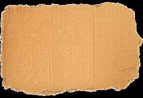 Ripped Cardboard