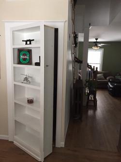 Secret Passage Door