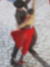 Tango dancers in La Boca.JPG