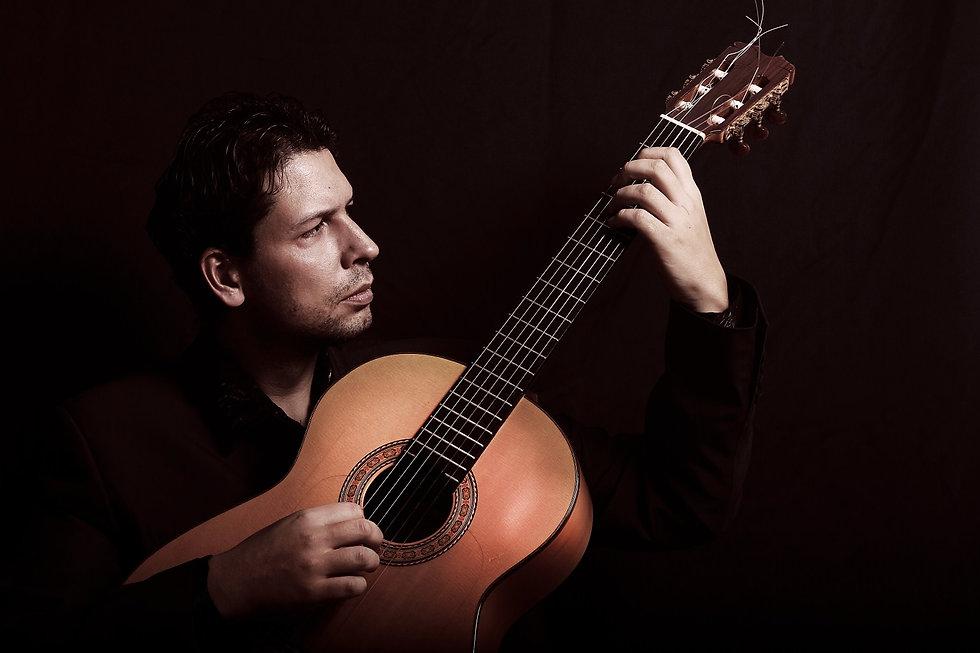 aitor escobar,flamenco en euskadi