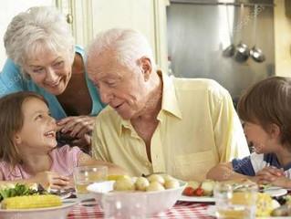 6 hábitos saudáveis que deveríamos copiar dos nossos avós