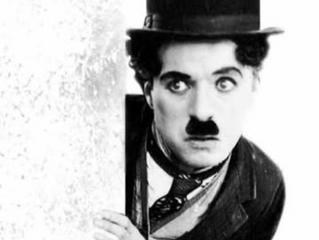 """A Vida me ensinou"", texto por Charles Chaplin"
