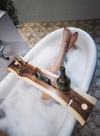 Подставка для ванны (американский орех)