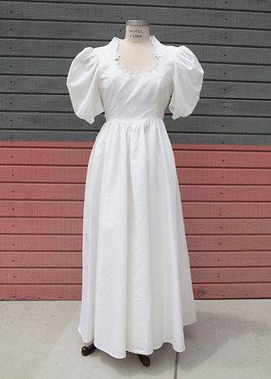 Late 1970's Gunne Sax Gown