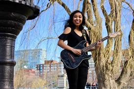 Public Garden Guitar 2