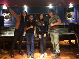 Wild Grass Recording Studios 1