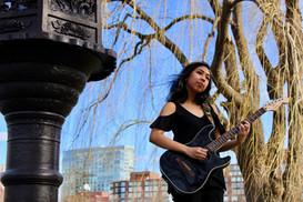 Public Garden Guitar 3