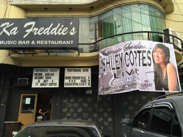 Exterior of Ka Freddie's