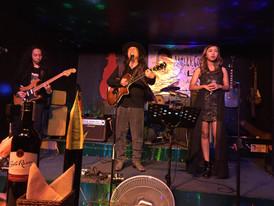 Performing at Ka Freddie's