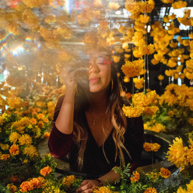 Golden Flowers 1