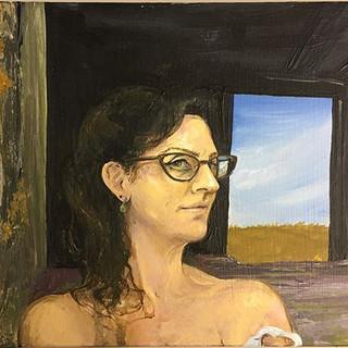 Traewick Self Portrait