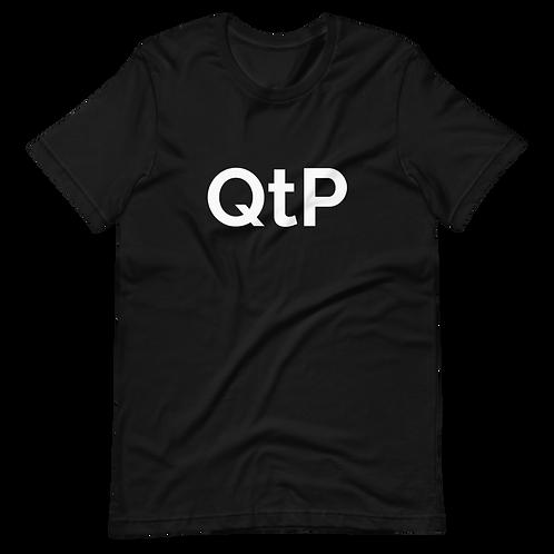 Black QtP Shirt Unisex