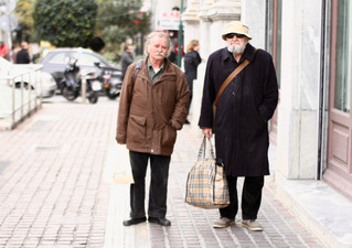 Dimos Theos & Brother // Platia Kotzias