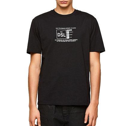 Diesel t-shirt T-JUST-A35
