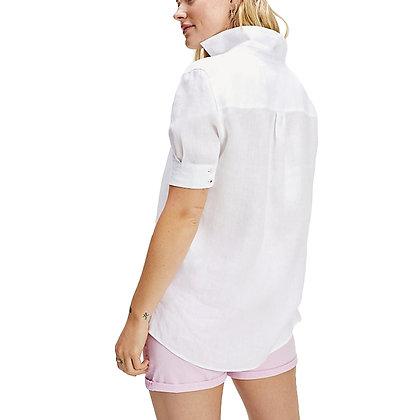 Tommy camicia mc lino 27793