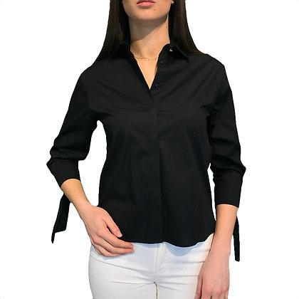 Kocca camicia con lacci Testy