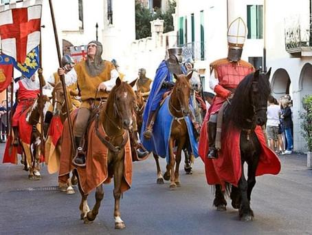"""XX Rievocazione Medievale """"Voci dall'Evo di Mezzo"""" a Cittadella il 24 e 25 settembre"""