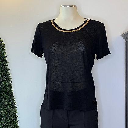 Kocca t-shirt viscosa-lin 4657