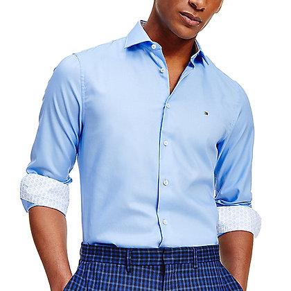 Tommy camicia twill 16449