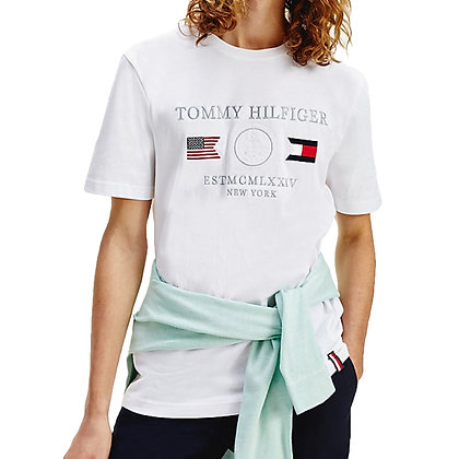 Tommy T-shirt Anchor 13353
