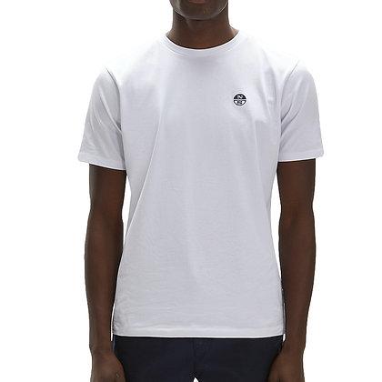 North t-shirt basica 692701