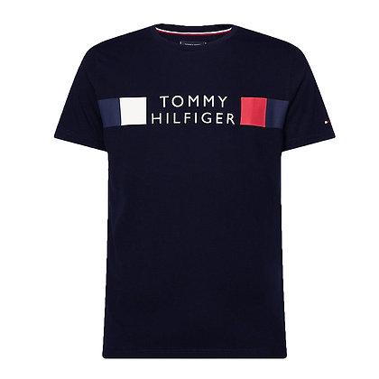 Tommy T-shirt stripe 13330
