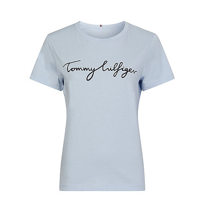 Tommy t-shirt logo cors 28682