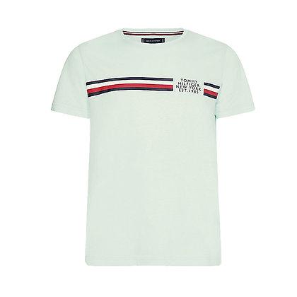 Tommy t-shirt corp split 16592