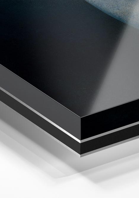 Alu-Dibond with Acrylic Glass 4mm (gloss