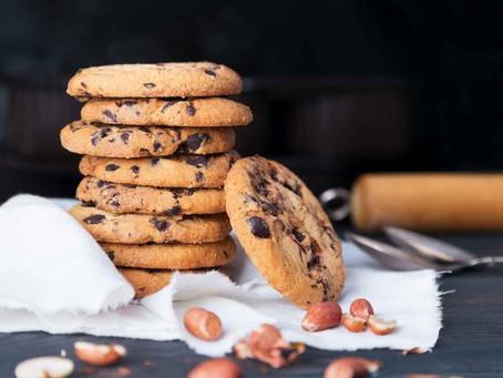 Les délicieux Cookies relaxant au CBD 🍪