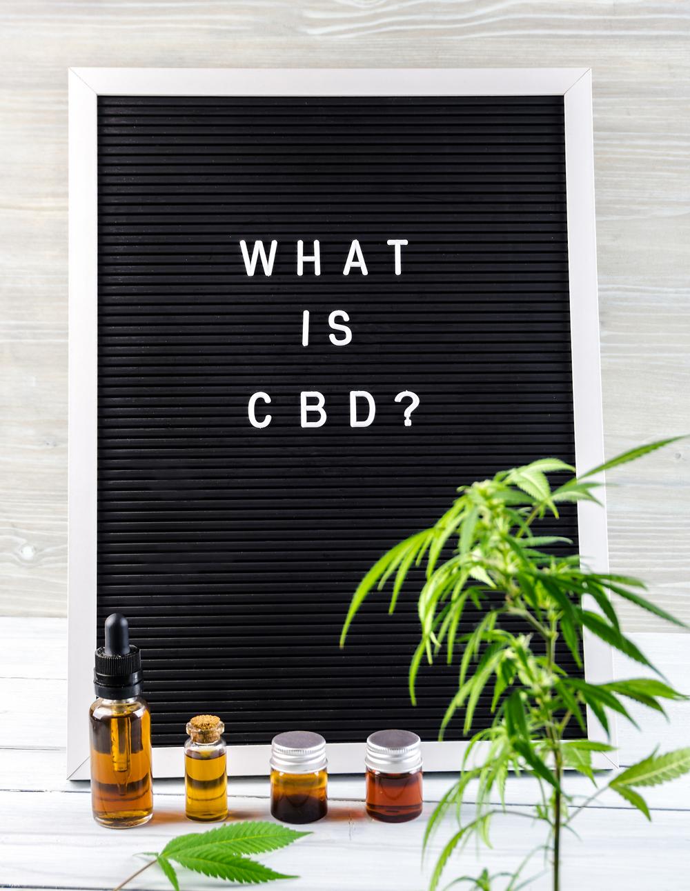 Qu'est ce que le CBD ?