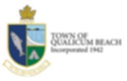 Qualicum Beach Logo - From Commuications