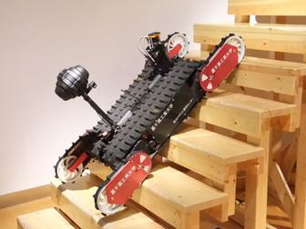 最先端の千葉工業大学の災害対応ロボット技術