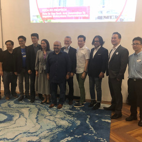 Urbanetic presented to UEM Sunrise, Malaysia