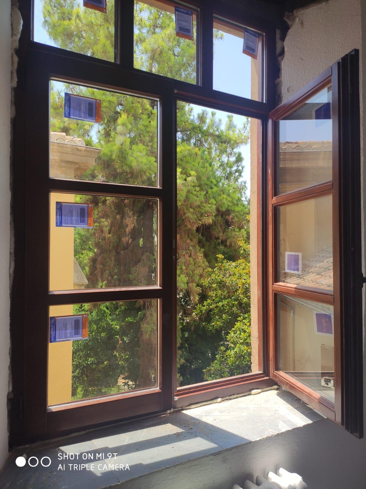 ventanas de madera -puertas y ventanas h