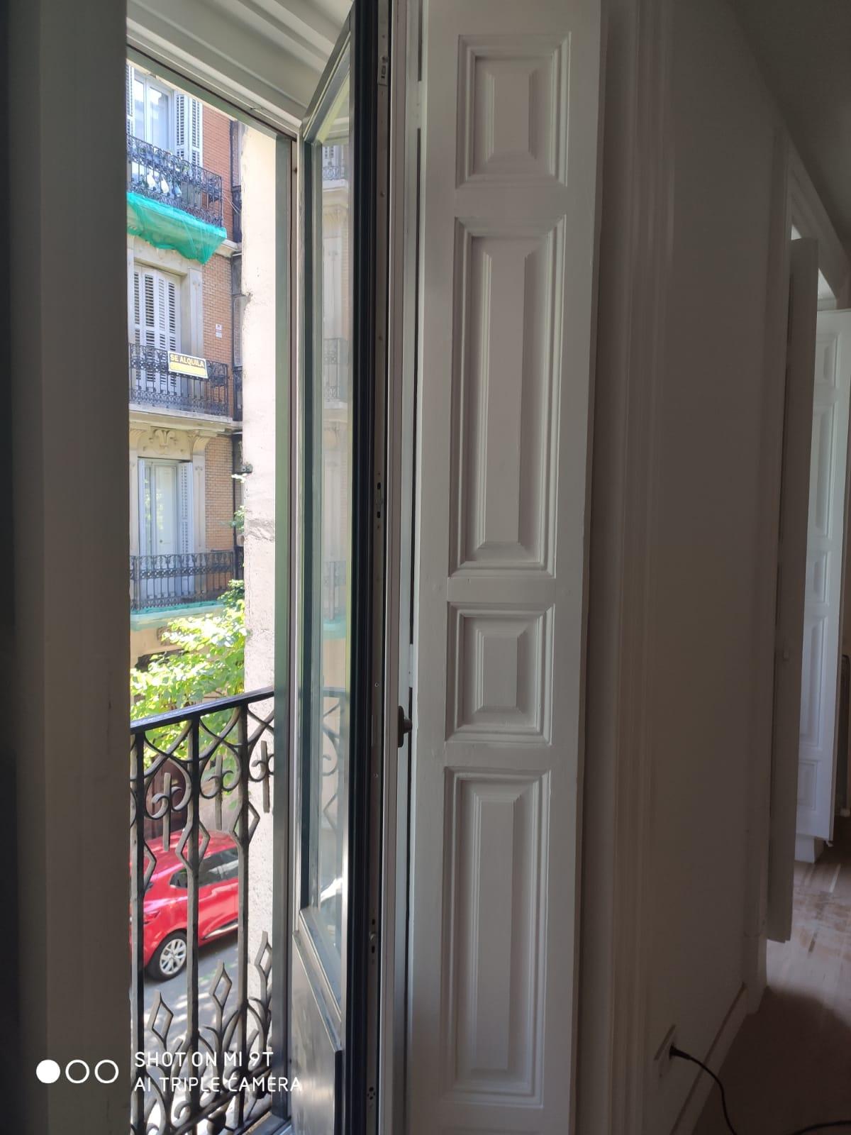 balcon puertas blancas - puertas y venta