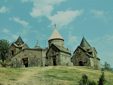 Our summer holiday in Armenia
