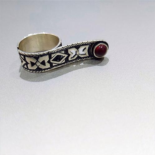 "Handmade ring ""Armenian Rug"""