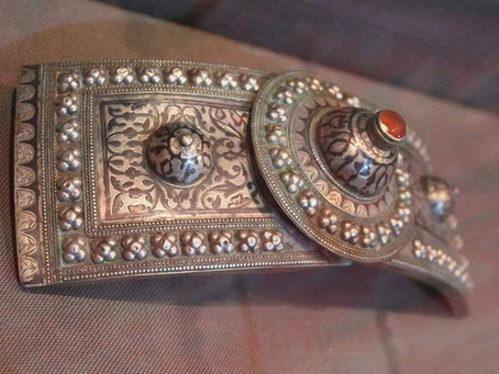 Introduction to Armenian jewellery